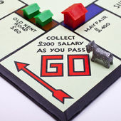 Monopoly Game — Stock Photo