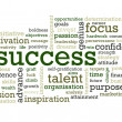 Success Words - Stock Photo
