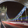 Tower Bridge at Night — Stock Photo #8784322
