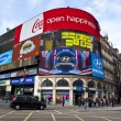 Stock Photo: Piccadilly Circus in London