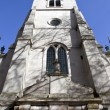 Stock Photo: St Clement Danes Church (Central Church to RAF)
