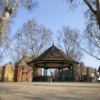 Stock Photo: Bandstand in Arnold Circus and Boundary Estate in London