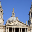 Stock Photo: St. Paul's Cathedral in London
