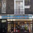 Stock Photo: Charles Dickens Coffee House in London