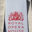 The Royal Opera House in London — Stock Photo #9687047