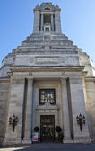 Freemason's Hall in London — Stock Photo