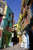 Neal's Yard in London — Stock fotografie