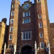St. James's Palace Gatehouse in London — Stock Photo