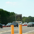 Toll Road — Stock Photo