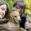 Three Brothers and New Golden — Stock Photo