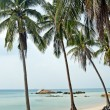 Tropical exotic beach near phuket thailand — Stock Photo