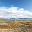 Rural iceland landscape — Stock Photo