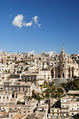 Modica in sicily italy — Stockfoto