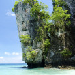 Tropical island beach in thailand — Stock Photo #10401263