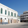 City center of massawa eritrea — Stock Photo