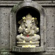 Ganesh hindu god in bali indonesia - Stock Photo