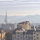 Turin view — Stock Photo