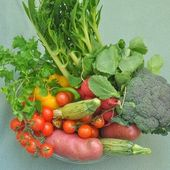 Vegetables — 图库照片