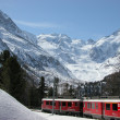 Bernina, Switzerland — Stock Photo #8601167