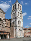Ferrara, Italy — Stock Photo