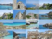 意大利西西里岛 — 图库照片