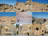 Beidha, Jordan — Stock Photo