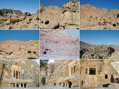 Beidha, jordanie — Photo