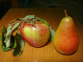 Frutas de bodegón — Foto de Stock