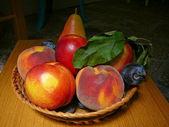 Still life fruit — Stock Photo