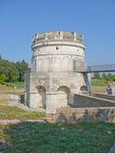 Mausoleo di Teodorico, Ravenna — Stock Photo