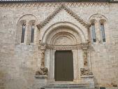 San Quirico Orcia, Tuscany, Italy — Stock Photo