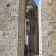 San Galgano Abbey — Stock Photo