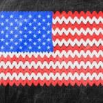 USA flag — Stock Photo #10269458