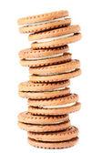 Cookie tower — Stockfoto