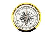Closeup compass — Stock Photo