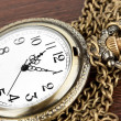 Pocket watch — Stock Photo #8979684