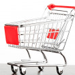 Shopping Cart — Stockfoto #8979734