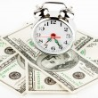 Time is money concept — Stock Photo #9004498