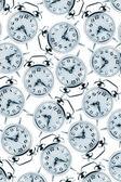 Alarm clocks — Stock Photo