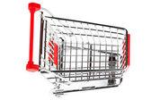 Shoping Cart — Stock Photo