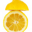 lemon fruit — Stock Photo