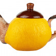 Постер, плакат: Lemon Tea Pot