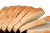 Pieces of bread — Stock Photo