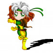 Rogue Chibi — Stock Photo