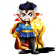 Stock Photo: Dr. Strange Chibi