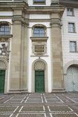 Jesuit church in Lucerne - swiss — Stock Photo
