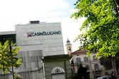 Lugano Casino Swiss — Stock Photo