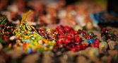 Handmade bijouterie — Stock fotografie