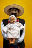 ウクライナの民族手作りの記事 — ストック写真