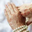 Mehandi — Stock Photo #9983638